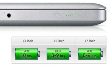 Come Calibrare la batteria del Mac