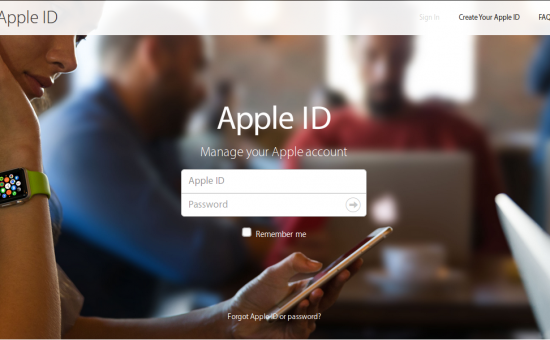 come cambiare apple id