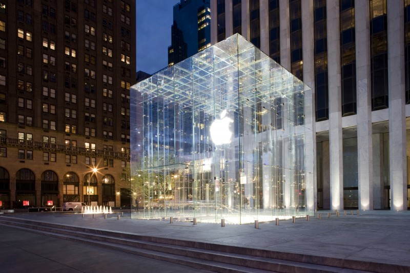 nuovi apple store nel 2014