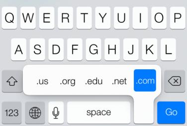Come cambiare o aggiungere una tastiera e le funzioni utili della tastiera di iOS
