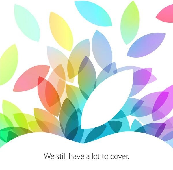 evento apple 22 ottobre