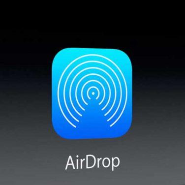 Come funziona Airdrop. trasferire foto e file su iPad, iPhone e Mac
