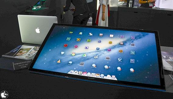 sharp monitor touchscreen