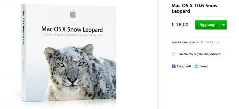 snow leopard mavericks