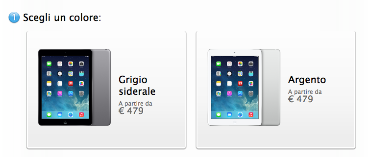 ipad air apple store