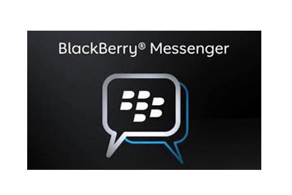 app blackberry messenge