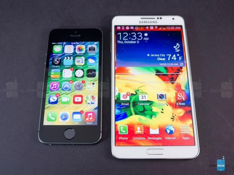 iphone vs galaxy