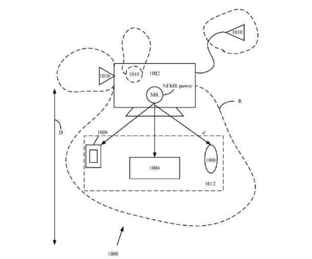 apple carica wireless