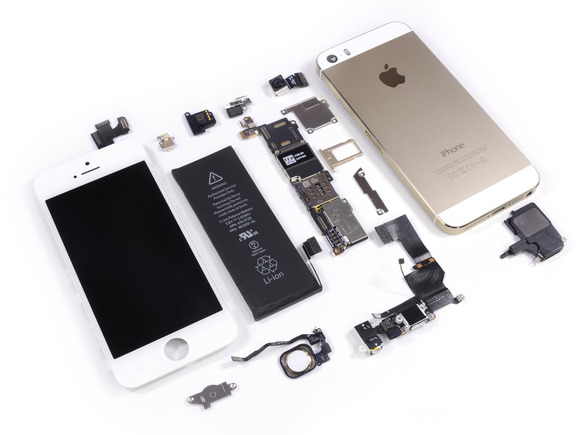 componenti iphone