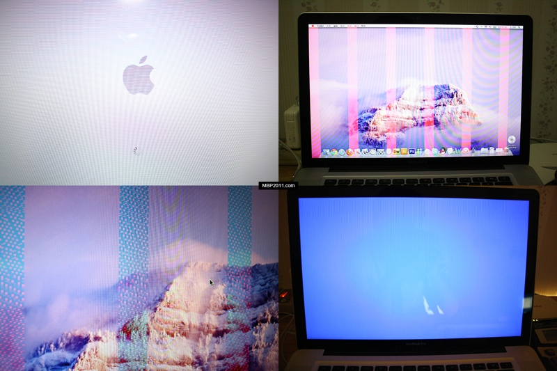 problemi macbook pro