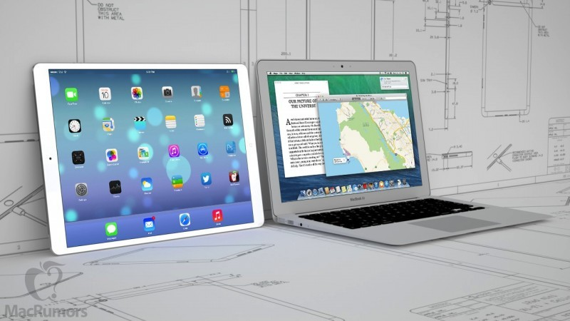 ipad pro vs macbook air