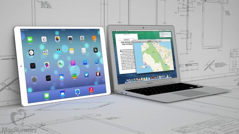ipad pro vs macbook air
