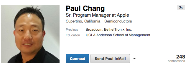 chang broadcom apple