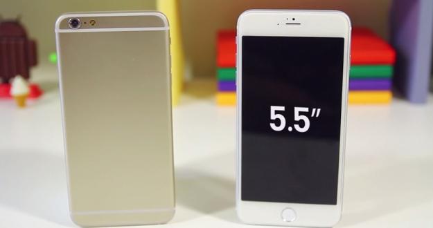 iphone 6 5,5 pollici