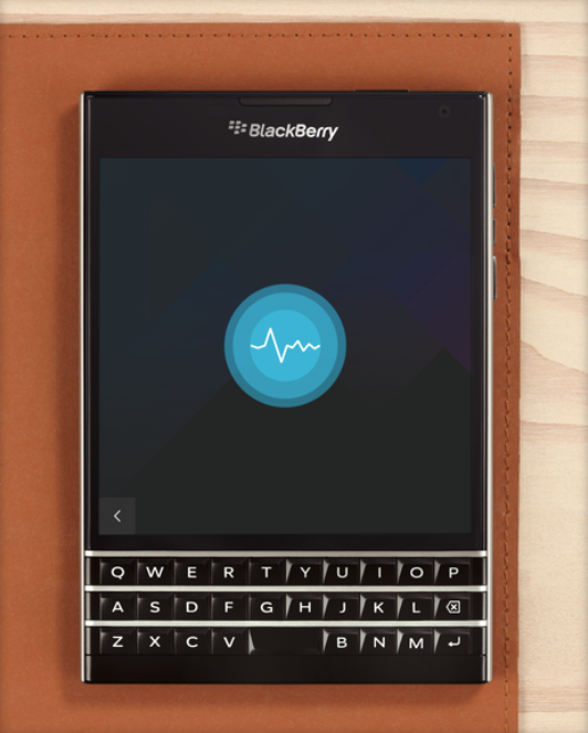 blackberry assistant