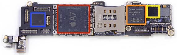 iphone 6 scheda madre