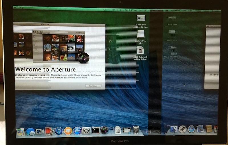 probmema grafica macbook pro