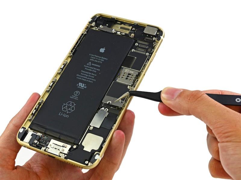 iphone 6 plus ifixit