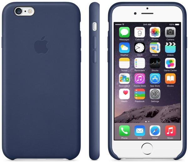 custodia iphone 6 pelle apple