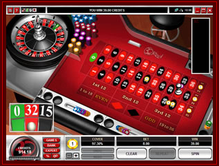 App roulette 32 red