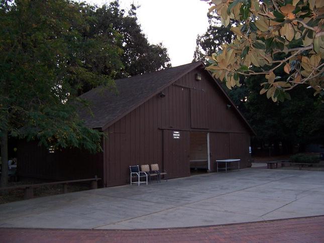 capannone storico