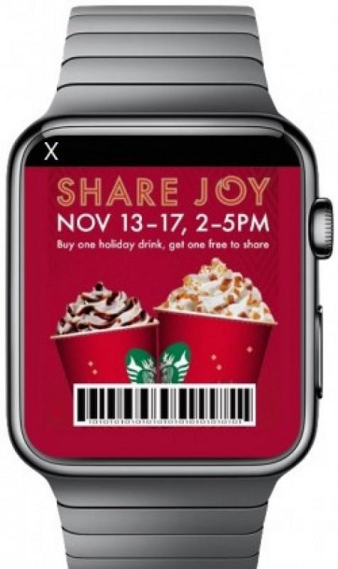pubblicità apple watch