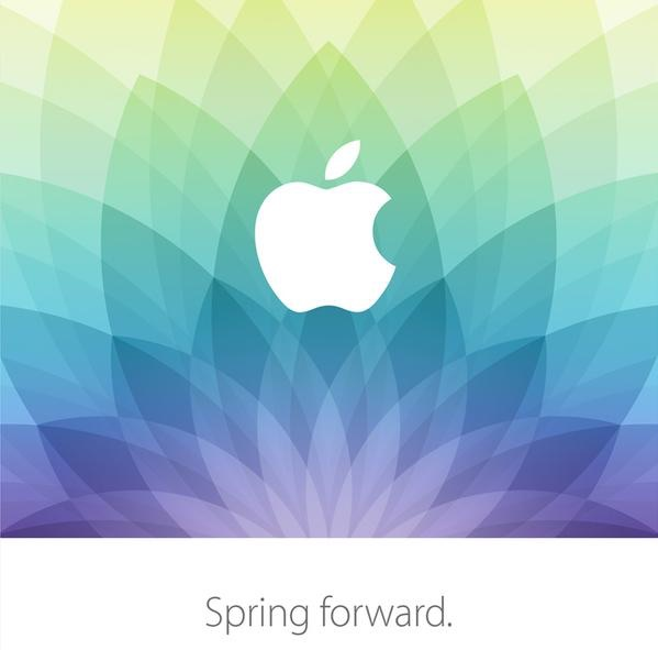 evento apple 9 marzo