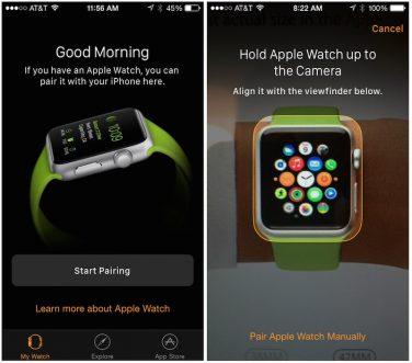 Come associare Apple Watch ad iPhone