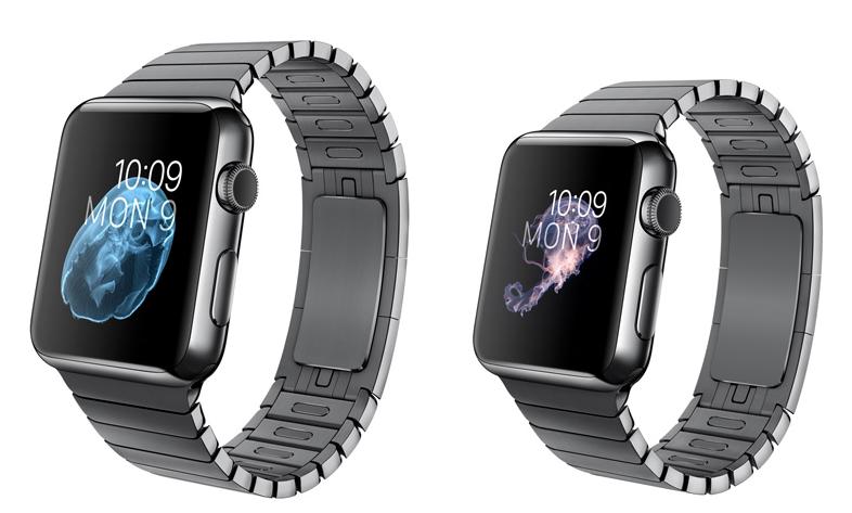 apple watch nero