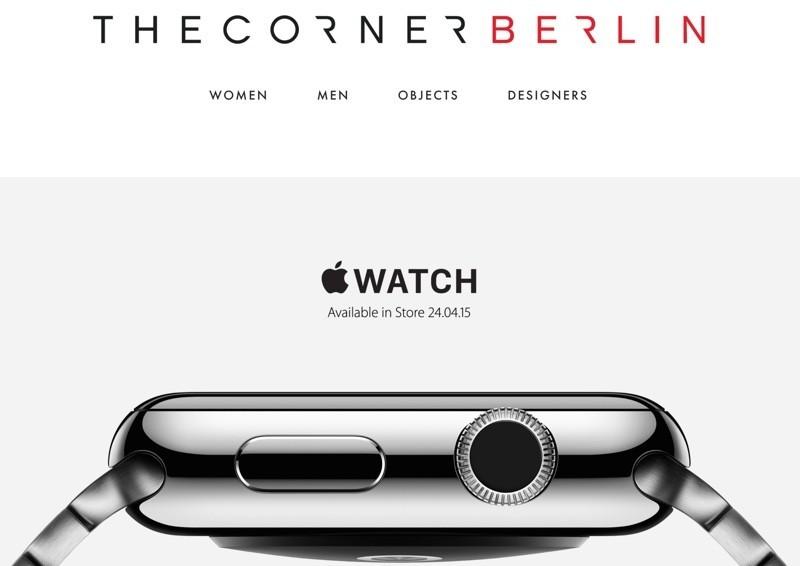 apple watch berlino
