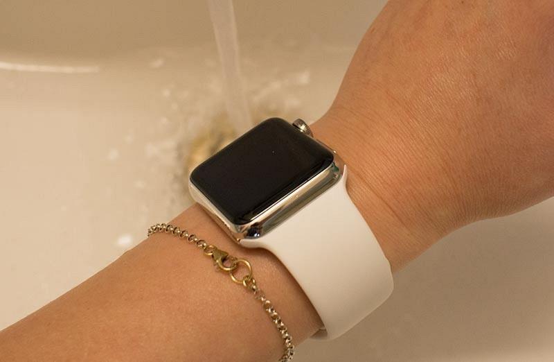 apple watch acqua