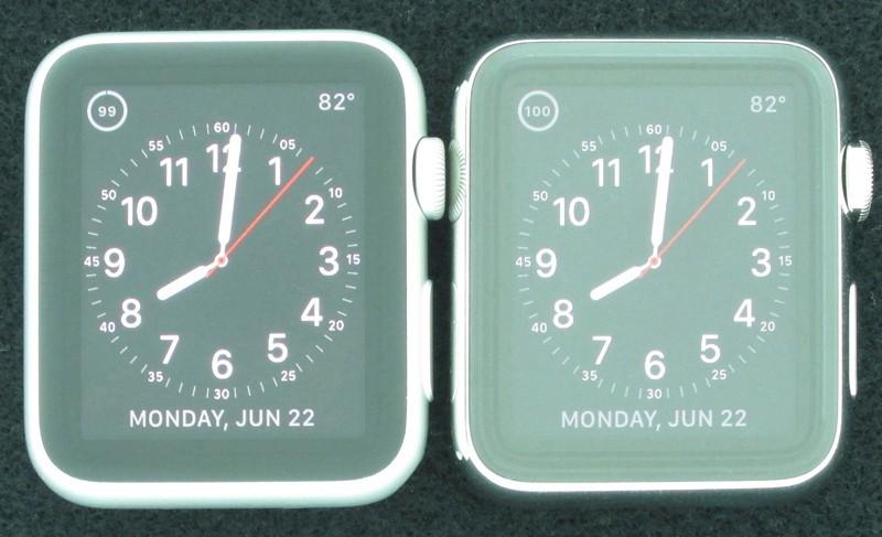 schermi apple watch