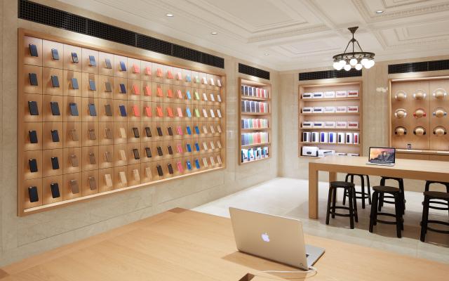 upper east side apple store