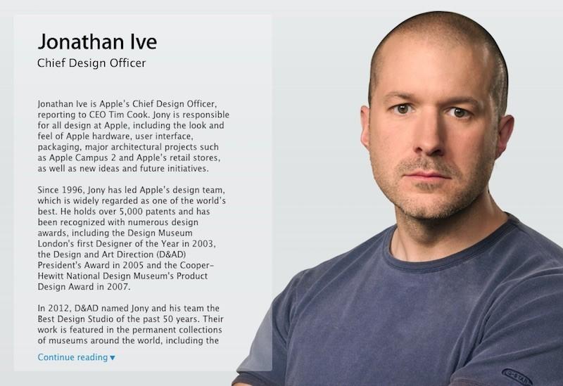 chief design officer