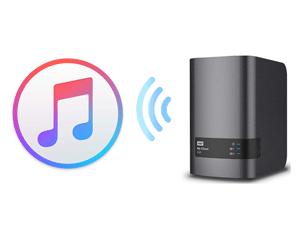 iTunes, come spostare la libreria su server di rete NAS