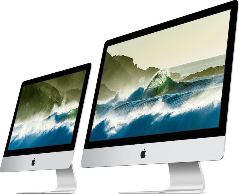 nuovi iMac 2015