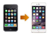 Trasferire i dati da un iphone vecchio ad uno nuovo