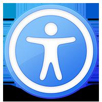 Funzioni di accessibilita osx ios mac e iphone
