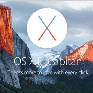 Disabilitare Protezione Integrità di Sistema in OS X El Capitan