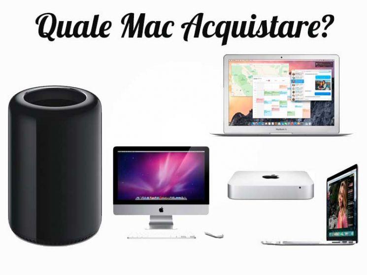 Quale Mac Compare?