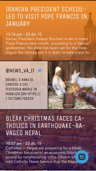 Pilgrim Notizie