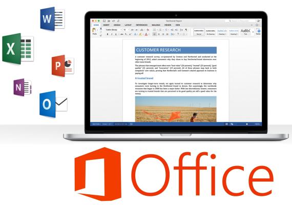Microsoft Office 2016 aggiornamento