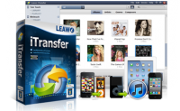 Leawo iTransfer, gestire i files tra PC e iPhone