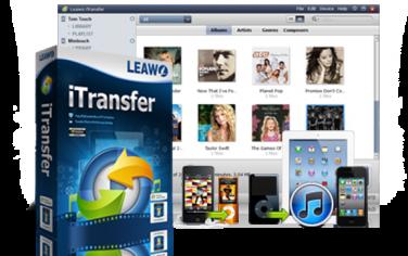 Come trasferire foto musica e file da iPhone a PC o Mac con iTransfer