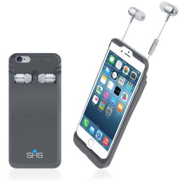 Sempre in linea con la custodia iPhone6 con auricolari integrati