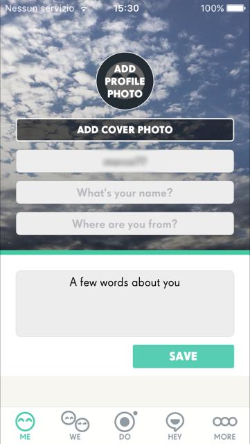 You-App applicazione iPhone