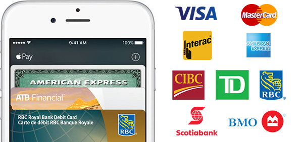apple pay canada
