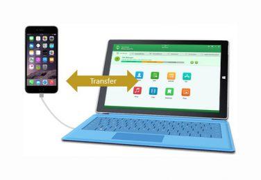 Recupera i files persi durante gli aggiornamenti con iPhone Data Recovery