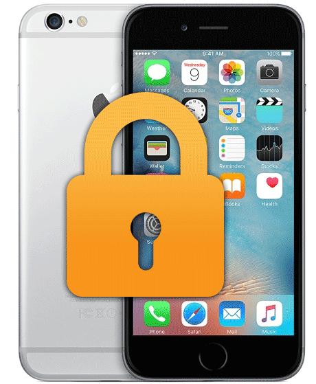 come bloccare lo schermo dell'iphone