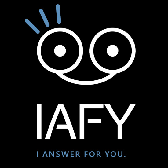 Iafy App I answer for you iphone